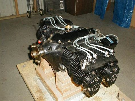Lycoming engine specifications