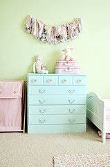 the paint color i used on this dresser was tahiti blue from the valspar line at lowes home