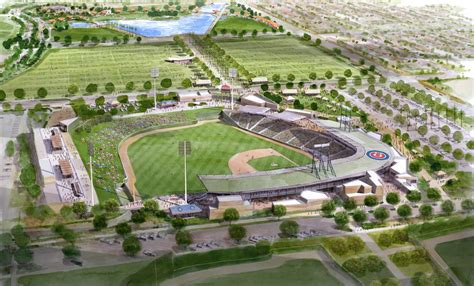 Home Design Center Scottsdale preview new chicago cubs spring training facility