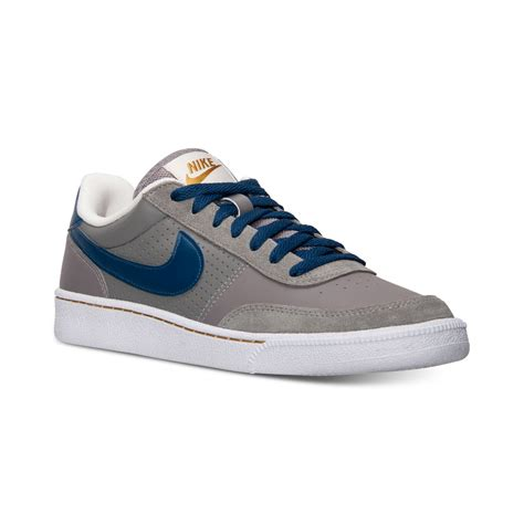 nike sneakers mens nike mens grand terrace casual sneakers from finish line