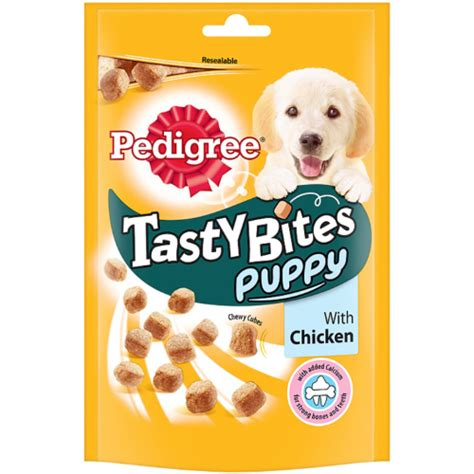 treats for puppies 3 months pedigree puppy tasty bites puppy treats from 163 1 00
