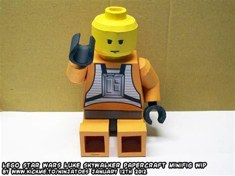 Lego Papercraft - image gallery lego papercraft