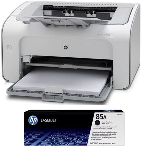 Toner Printer Laserjet Hp P1102 hp laserjet pro p1102 printer hp 85a black toner price review and buy in dubai abu dhabi