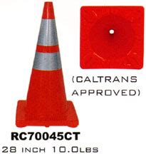 public works marketing leasing inc traffic cones