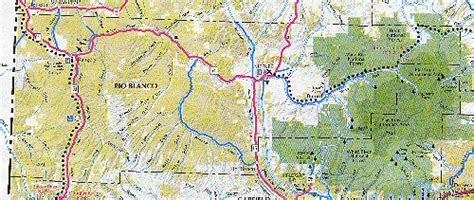blanco county map blanco county white gold