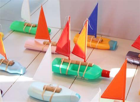 bootje zelf maken 25 beste idee 235 n over boot knutselen op pinterest boot