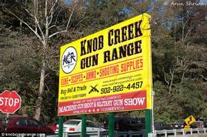 Knob Creek Gun Range Store by Guntucky Reality Tv Show Hits Screens Just Months After