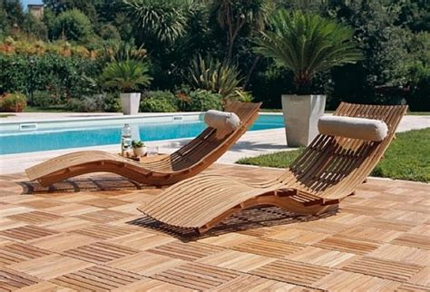 modern teak patio furniture swimming pool teak outdoor