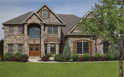 Home Exterior Design Stone by Natural Stone For Exterior House Wall Decoration Modern