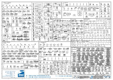 hydraulic schematic drawing symbols get free image about