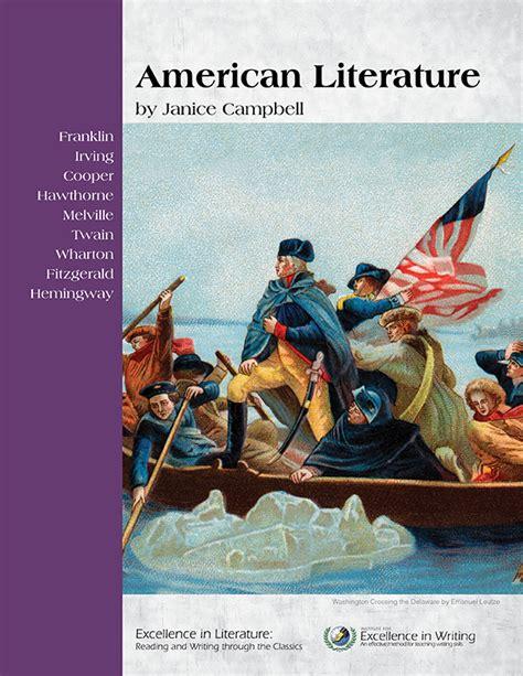 American Literatur american literature bundle