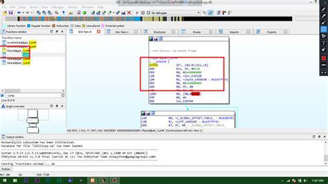 game guardian forum mod mod problem llibil2cpp so ida pro game free fire general