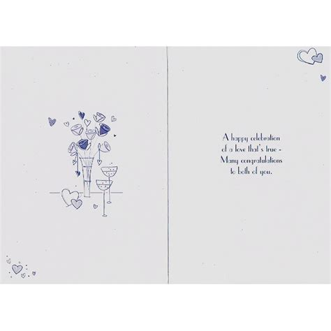 Wedding Anniversary Card Nan And Grandad by Cards Direct Uk Wedding Anniversary Cards Family