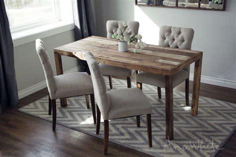 diy modern dining table 248 best images about bedroom diys on easy diy