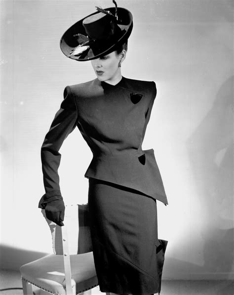 The timeless fashion of the 1940s thinksoul25