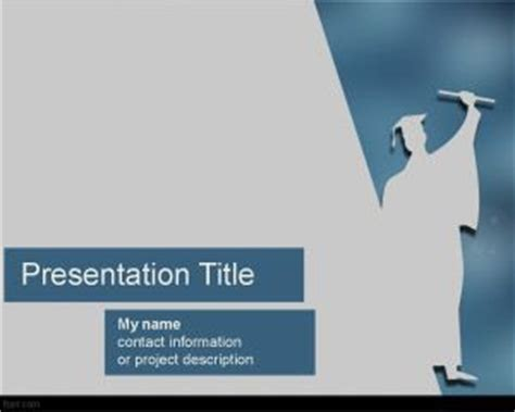 Free Graduation Ceremony Powerpoint Template Graduation Powerpoint Template
