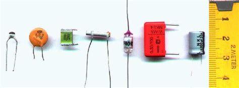 polystyrene capacitor characteristics capacitor