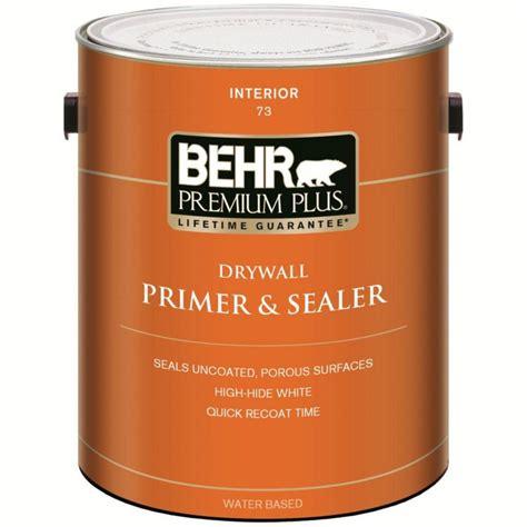 home depot undercoat paint behr premium plus premium plus interior drywall primer