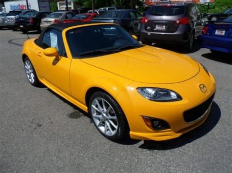 2009 mazda mx 5 miata grand touring roadster data, info