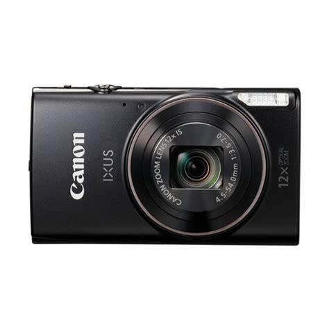 Kamera Canon Ixus 285 Hs jual canon ixus 285 hs kamera pocket black 20 2 mp wifi nfc harga kualitas