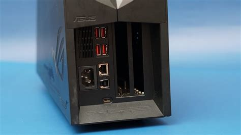 Asus Xg Station External Usb Vga asus rog xg station 2 review the external gpu dock you ve