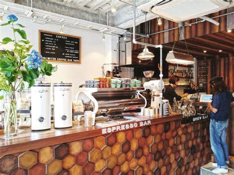 Unlimied Kouta 일본 핸드드립 챔피언이 소속된 unlimited coffee bar 카페 투어리스트 blackwaterissue