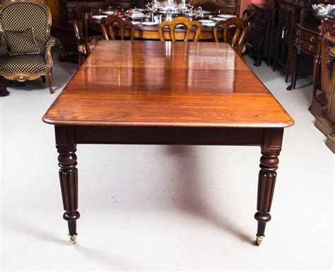 dining room table archives page 3 of 32 design your home antique regency mahogany gillows style dining table circa