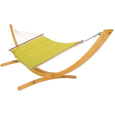 Hatteras Hammocks Hatteras Hammocks Echo Limelight Pillowtop Hammock