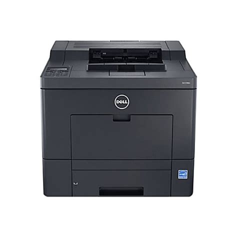 dell color laser printer dell color laser printer c2660dn by office depot officemax