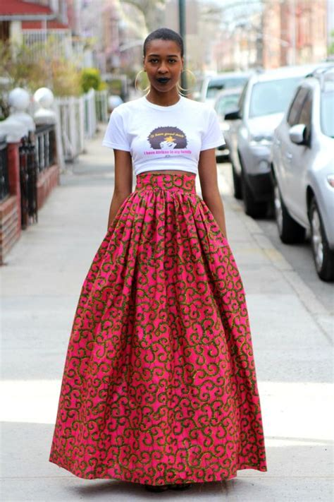lastest ankara skirt styles shana new by tribalgroove on etsy latest african