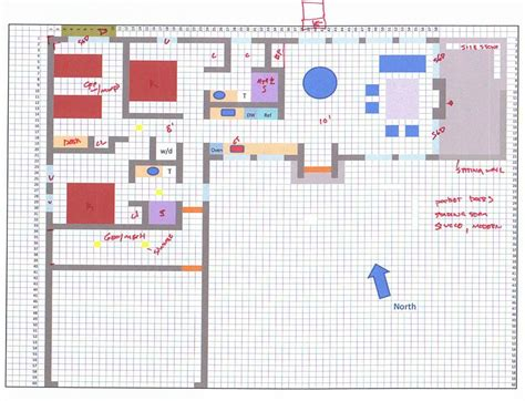 how to make floor plans working with your architect the drawn program evstudio