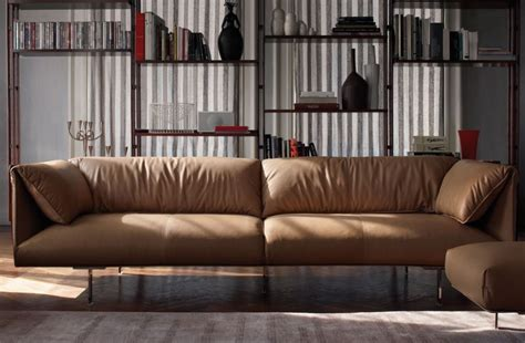 Canapã Poltrona Frau 5 Mobiliers Pour Moderniser Un Salon Mobiliers Design