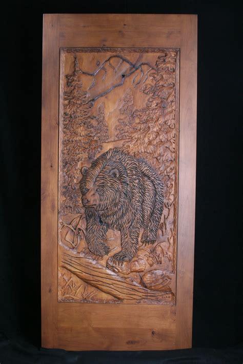 Carved Wood Doors by Carved Doors Masterpiece Wood Carved Doors