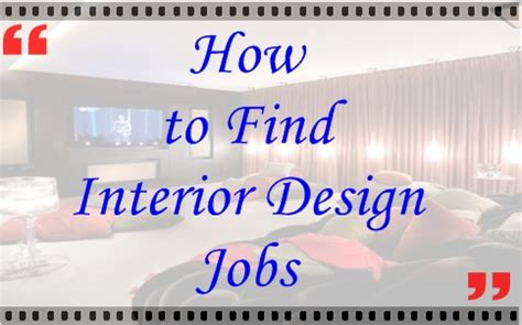 how to find an interior designer how to find interior design jobs interior design