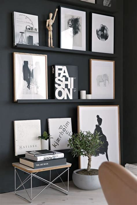 room with black walls 25 best ideas about black wall decor on black