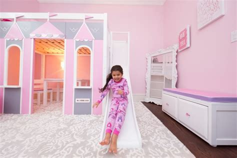 girl beds with slides slide beds shop top selling bunks lofts with slides