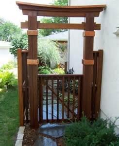Japanese Garden Gates Ideas Japanese Gate Garden Gates