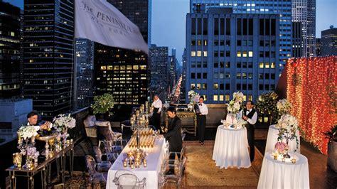 best outdoor wedding venues in new york city dramatic rooftop weddings strictly weddings