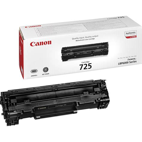 Toner Cartridge Canon E 16 canon 725 toner cartridge black dyslexic