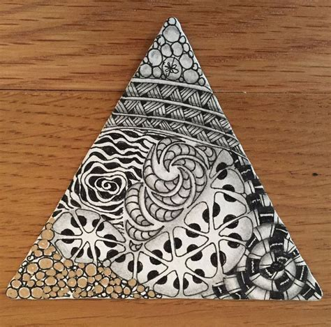 zentangle pattern marasu zentangle tile art a collection of ideas to try about