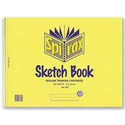 sketchbook q533 sx0502 sketch pads books kookaburra educational