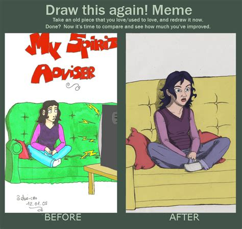 Arti Meme - arti s draw this again by artificus on deviantart