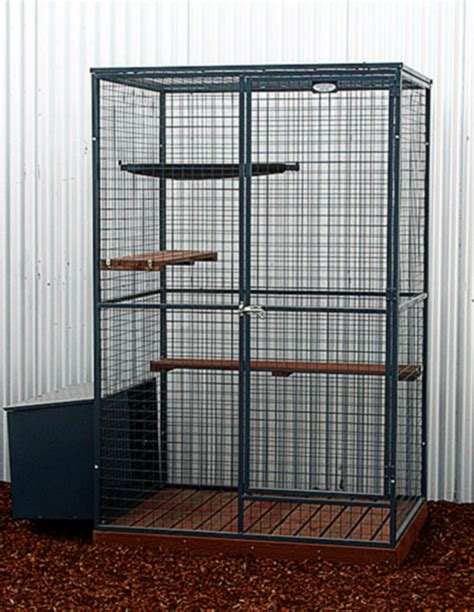 complete cat enclosure packages