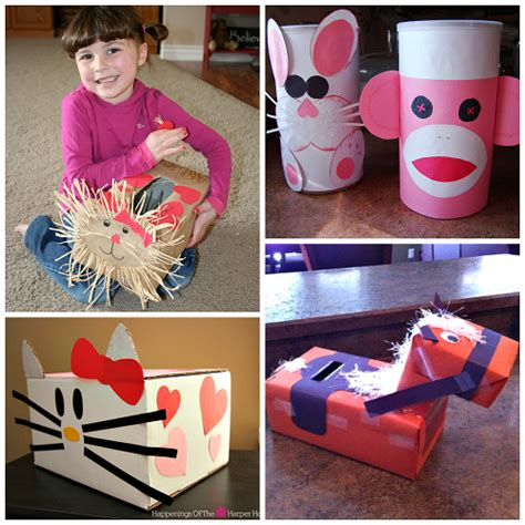 awesome valentines boxes the cutest boxes that will crafty