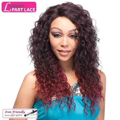 my own l l part lace gardenia my own part lace front wig