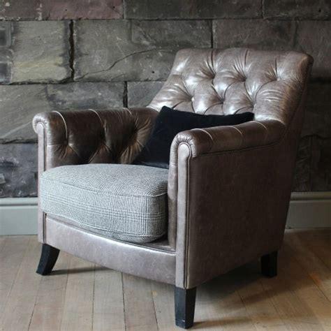 fauteuil anglais en tissu fauteuil anglais highgrove en cuir et tissus longfield 1880
