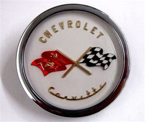 corvette logo history a visual history of the corvette logo core77