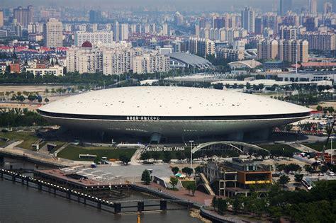 mercedes arena shanghai china 2019 fiba basketball world cup skyscrapercity