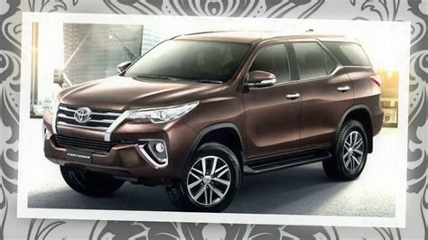toyota philippines 2017 toyota fortuner philippines india review