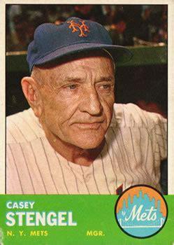 1963 topps baseball gallery | the trading card database